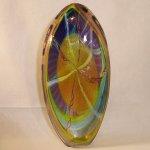 Vaso in vetro di Murano del maestro Andrea Zilio
